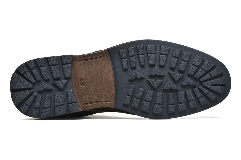 Schnürschuhe I Love Shoes SUTILLON grau ansicht von oben