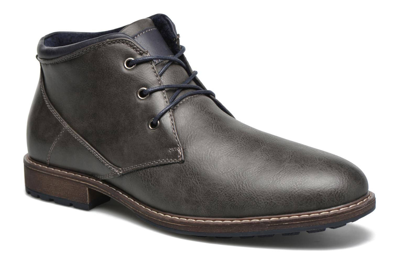 Schnürschuhe I Love Shoes SUTILLON grau detaillierte ansicht/modell