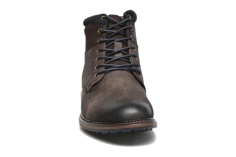 Bottines et boots I Love Shoes SUNIMA Marron vue portées chaussures