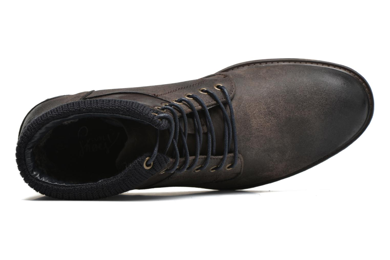 Bottines et boots I Love Shoes SUNIMA Marron vue gauche