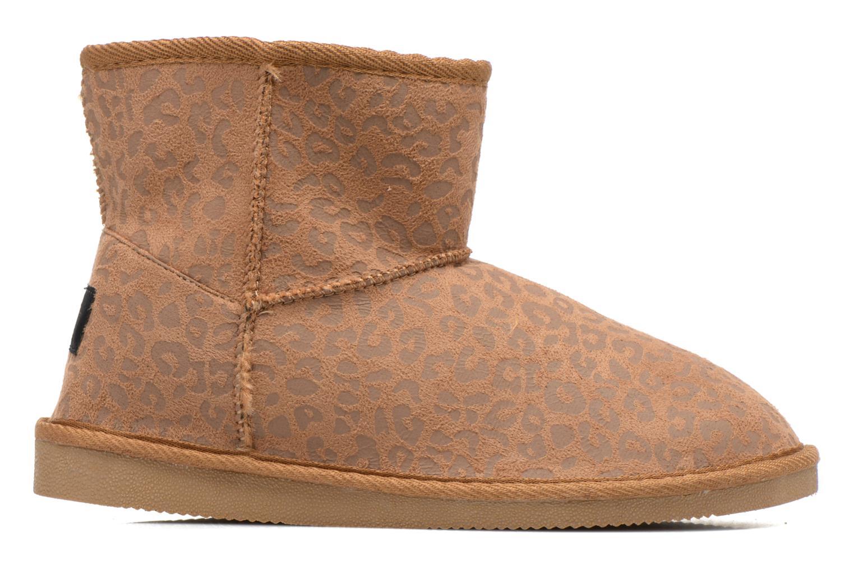 Stiefeletten & Boots Xti Jalna-28823 braun ansicht von hinten