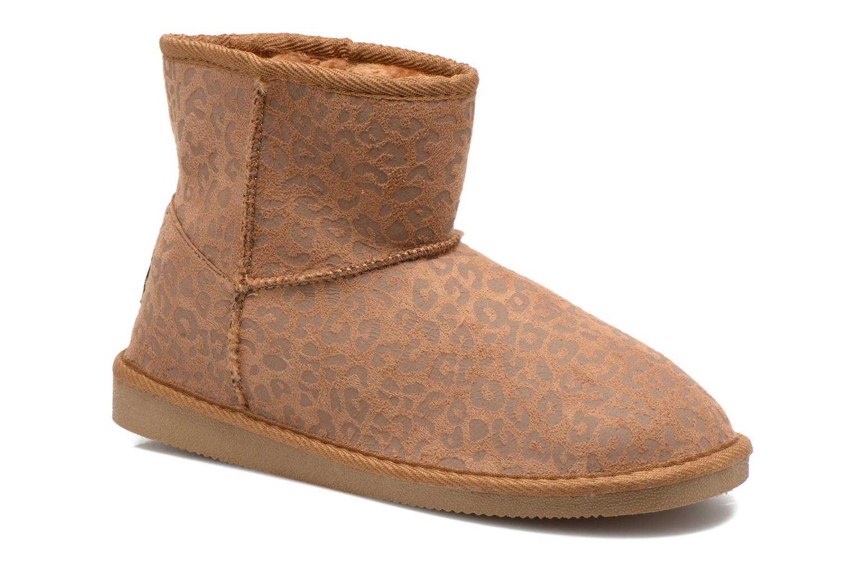Bottines et boots Xti Jalna-28823 Marron vue détail/paire
