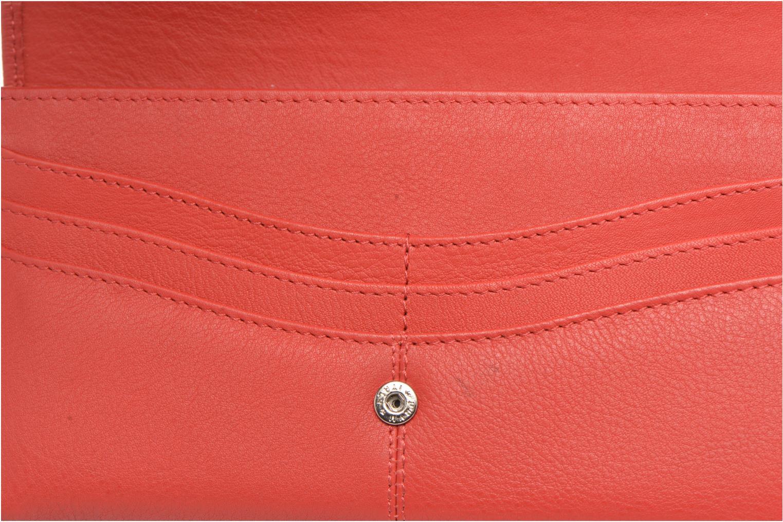 VALENTINE Porte-monnaie long Rouge