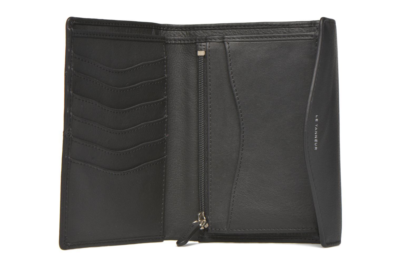 VALENTINE Portefeuille poche zippée Noir