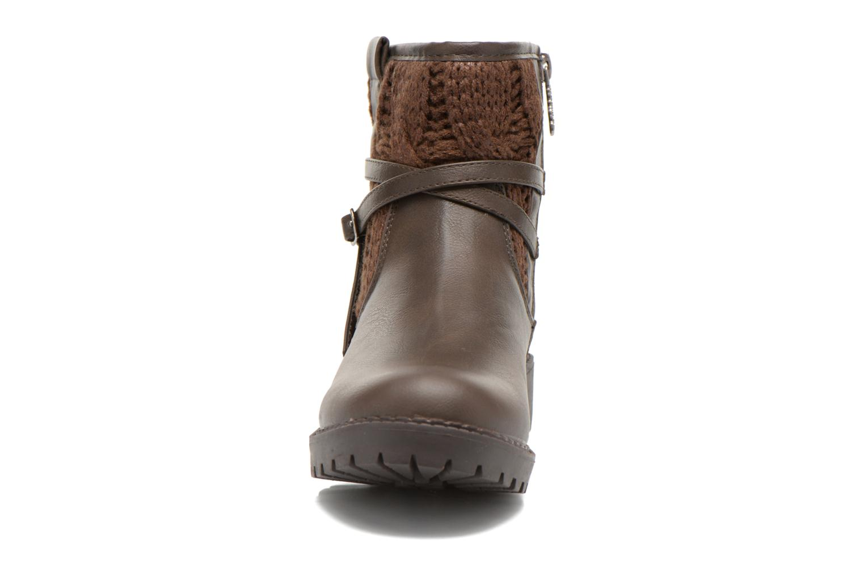 Marcelina-61114 Brown