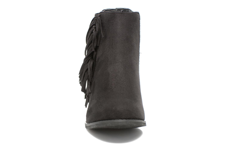 Bottines et boots Refresh Carmelina-61231 Noir vue portées chaussures