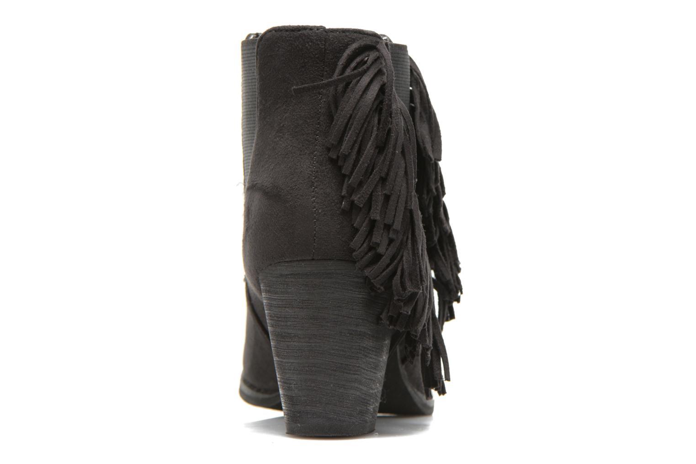 Bottines et boots Refresh Carmelina-61231 Noir vue droite