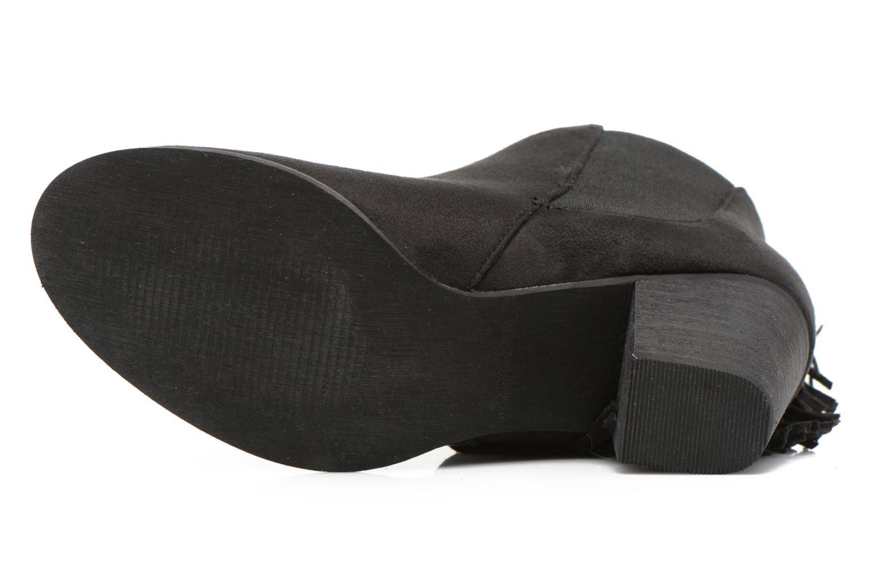 Bottines et boots Refresh Carmelina-61231 Noir vue haut