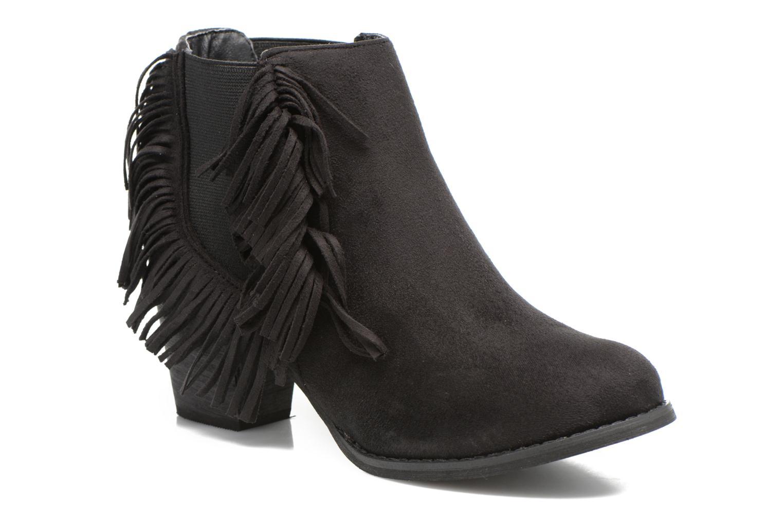 Bottines et boots Refresh Carmelina-61231 Noir vue détail/paire