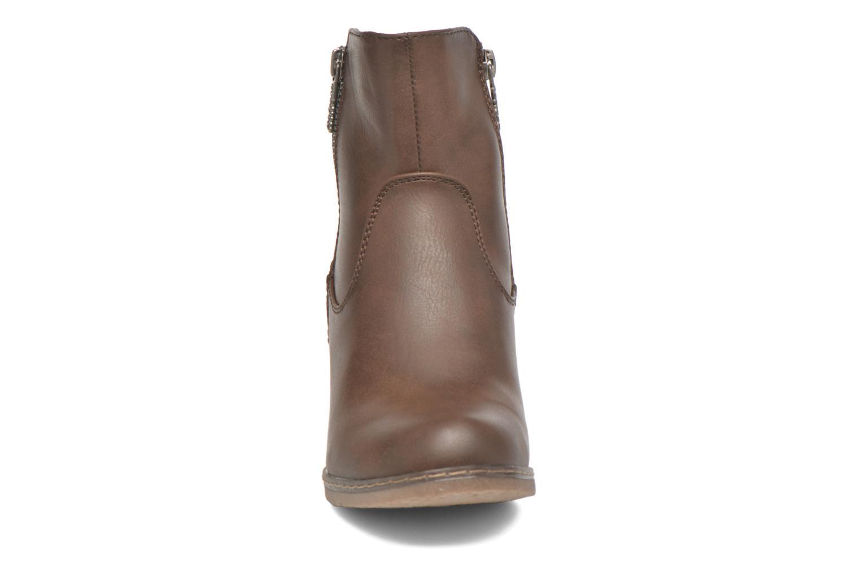 Stiefeletten & Boots Refresh Mayalena-61628 braun schuhe getragen