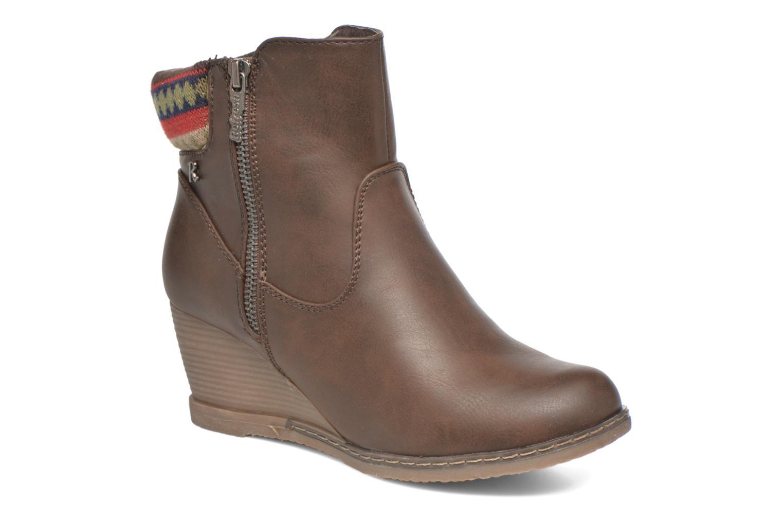 Stiefeletten & Boots Refresh Mayalena-61628 braun detaillierte ansicht/modell