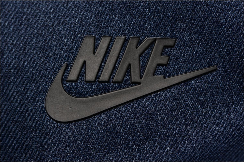 Borse uomo Nike Nike Tech Small Items Bag Azzurro immagine sinistra