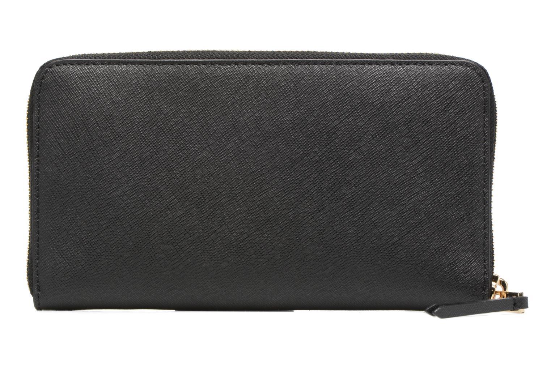 Petite Maroquinerie KARL LAGERFELD Klassic Wallet Noir vue face