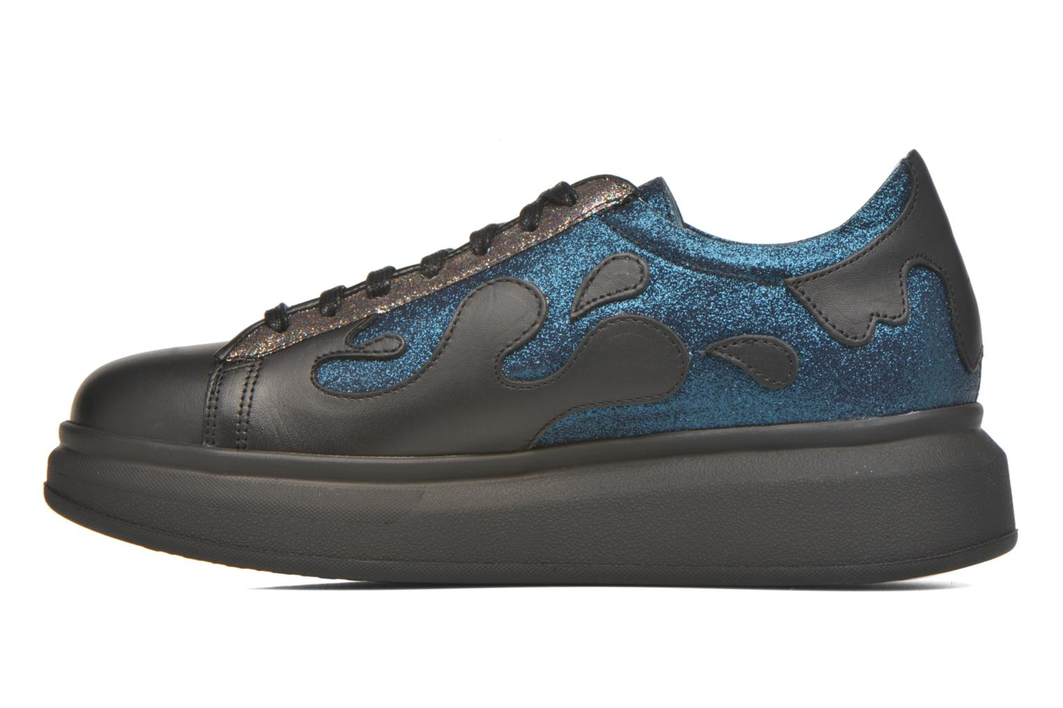 Trainers Apologie Flac Black front view