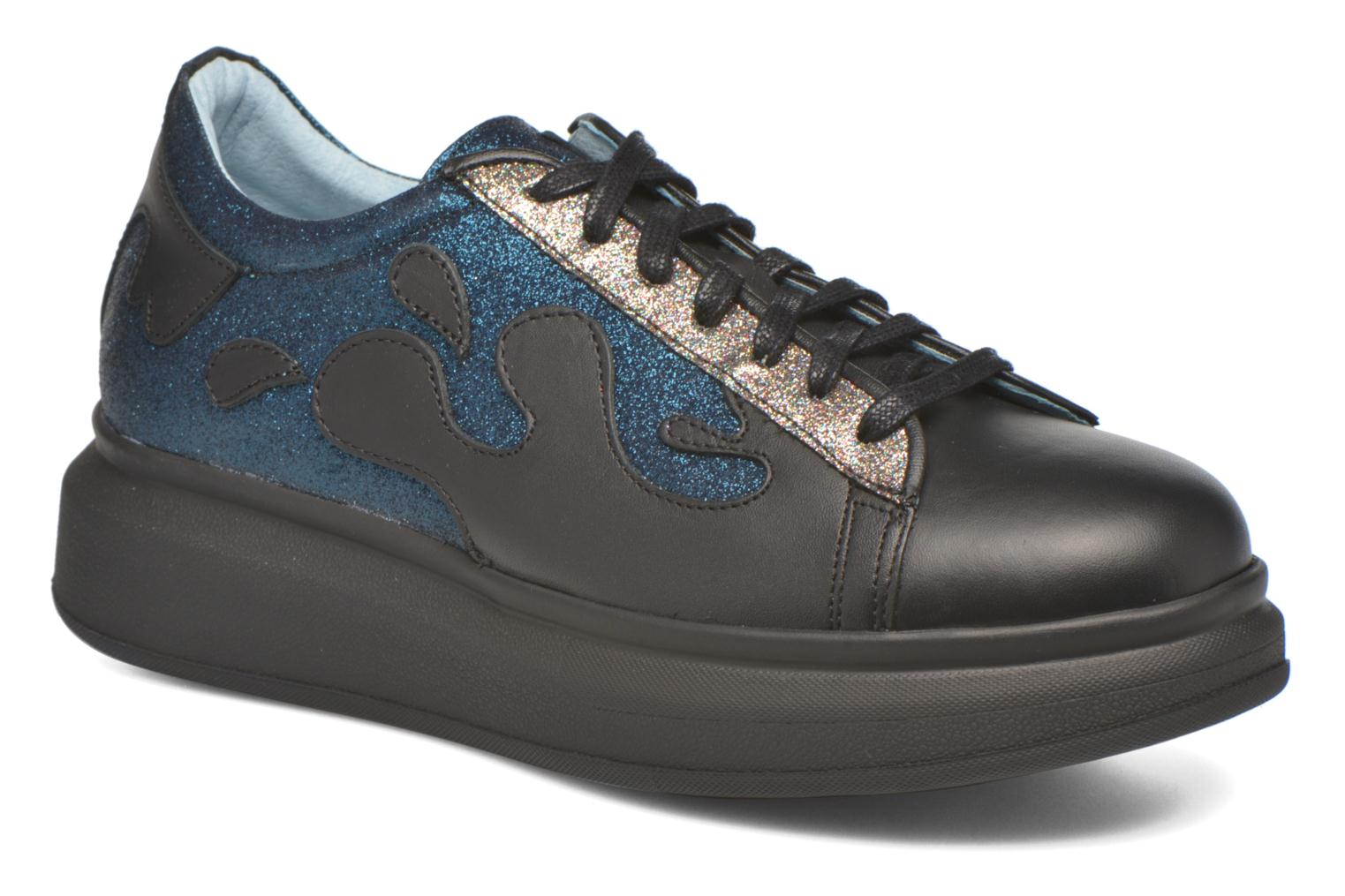 Trainers Apologie Flac Black detailed view/ Pair view