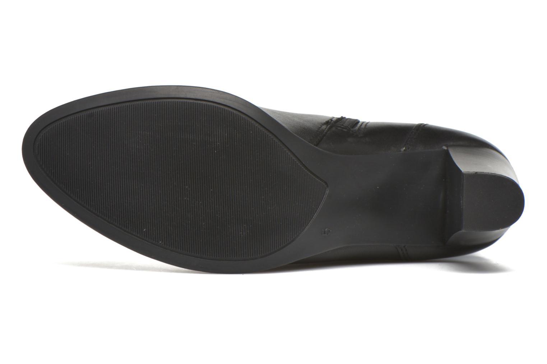 Botas Caprice Britt Boot Negro vista de arriba