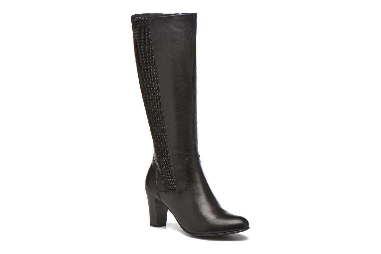Botas Caprice Britt Boot Negro vista de detalle / par