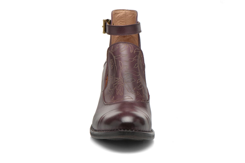 Bottines et boots Neosens Baladí S269 Bordeaux vue portées chaussures