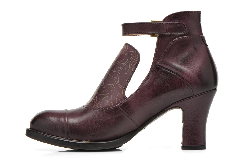 Bottines et boots Neosens Baladí S269 Bordeaux vue face