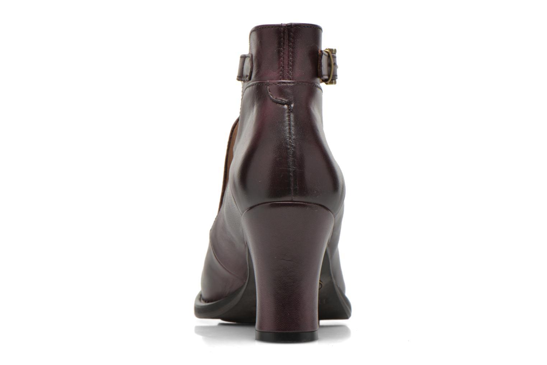 Bottines et boots Neosens Baladí S269 Bordeaux vue droite