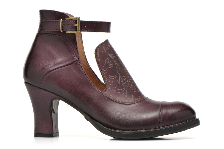Bottines et boots Neosens Baladí S269 Bordeaux vue derrière