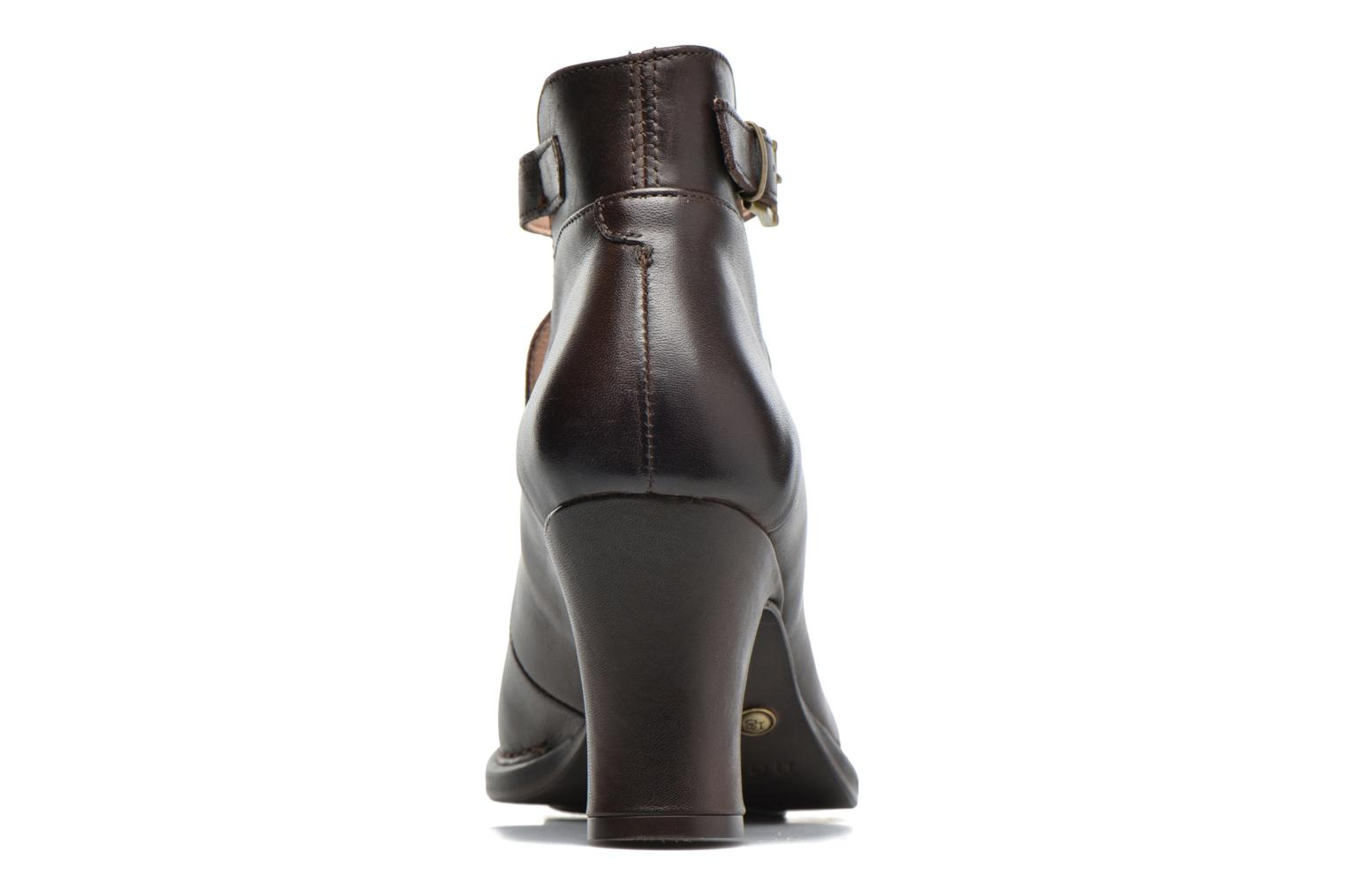 Ankle boots Neosens Baladí S269 Brown view from the right
