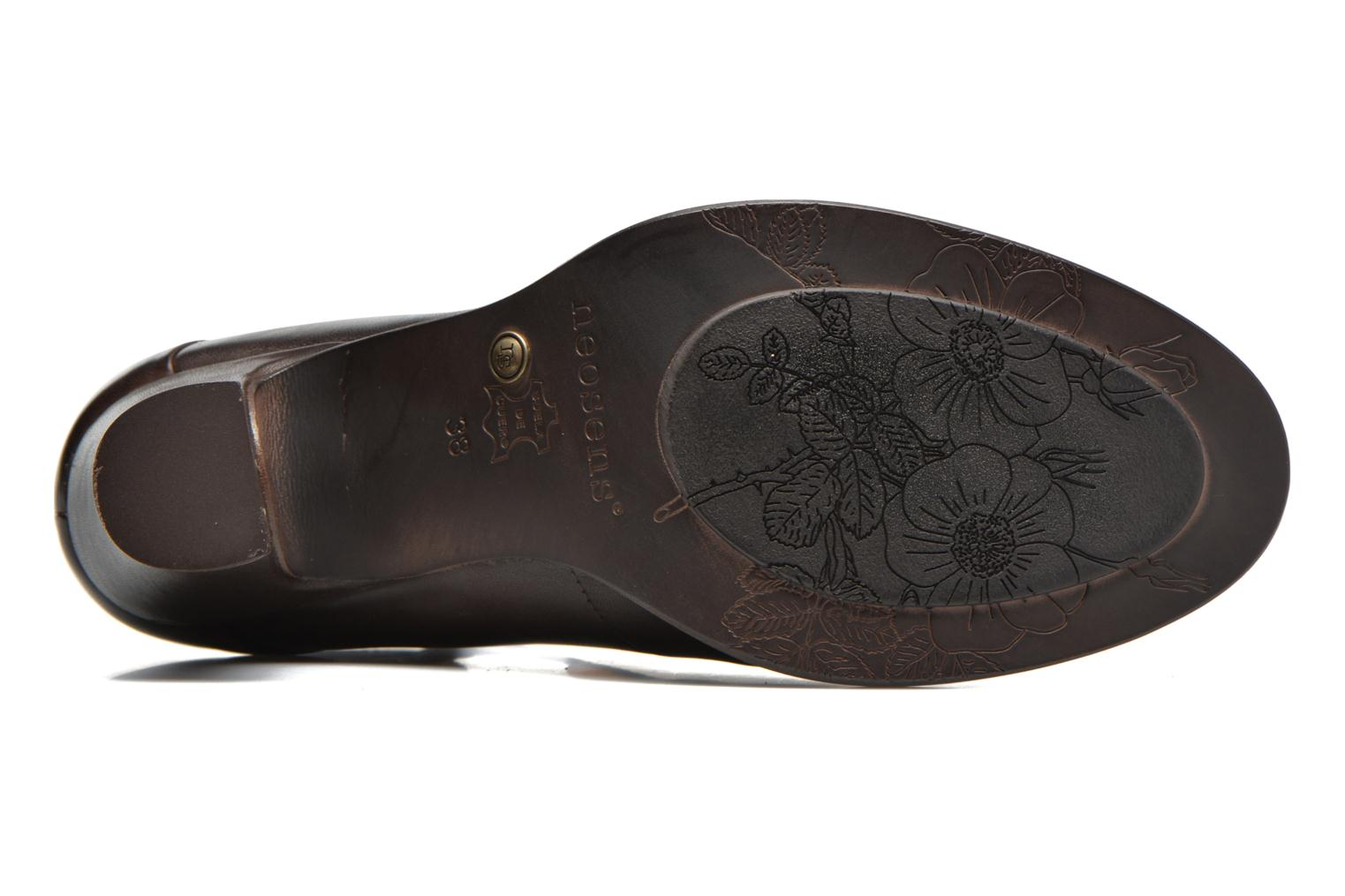 Ankle boots Neosens Baladí S269 Brown view from above