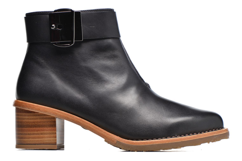 Bottines et boots Neosens Bouvier S583 Noir vue derrière