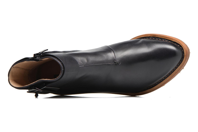 Bottines et boots Neosens Bouvier S583 Noir vue gauche