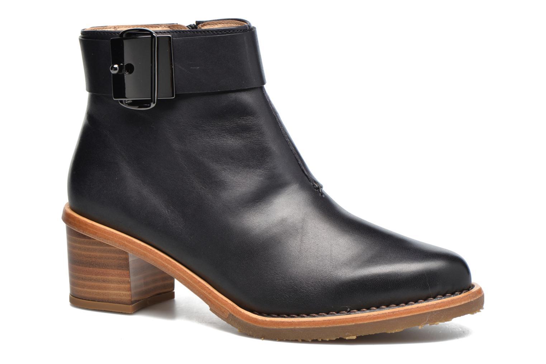 Bottines et boots Neosens Bouvier S583 Noir vue détail/paire