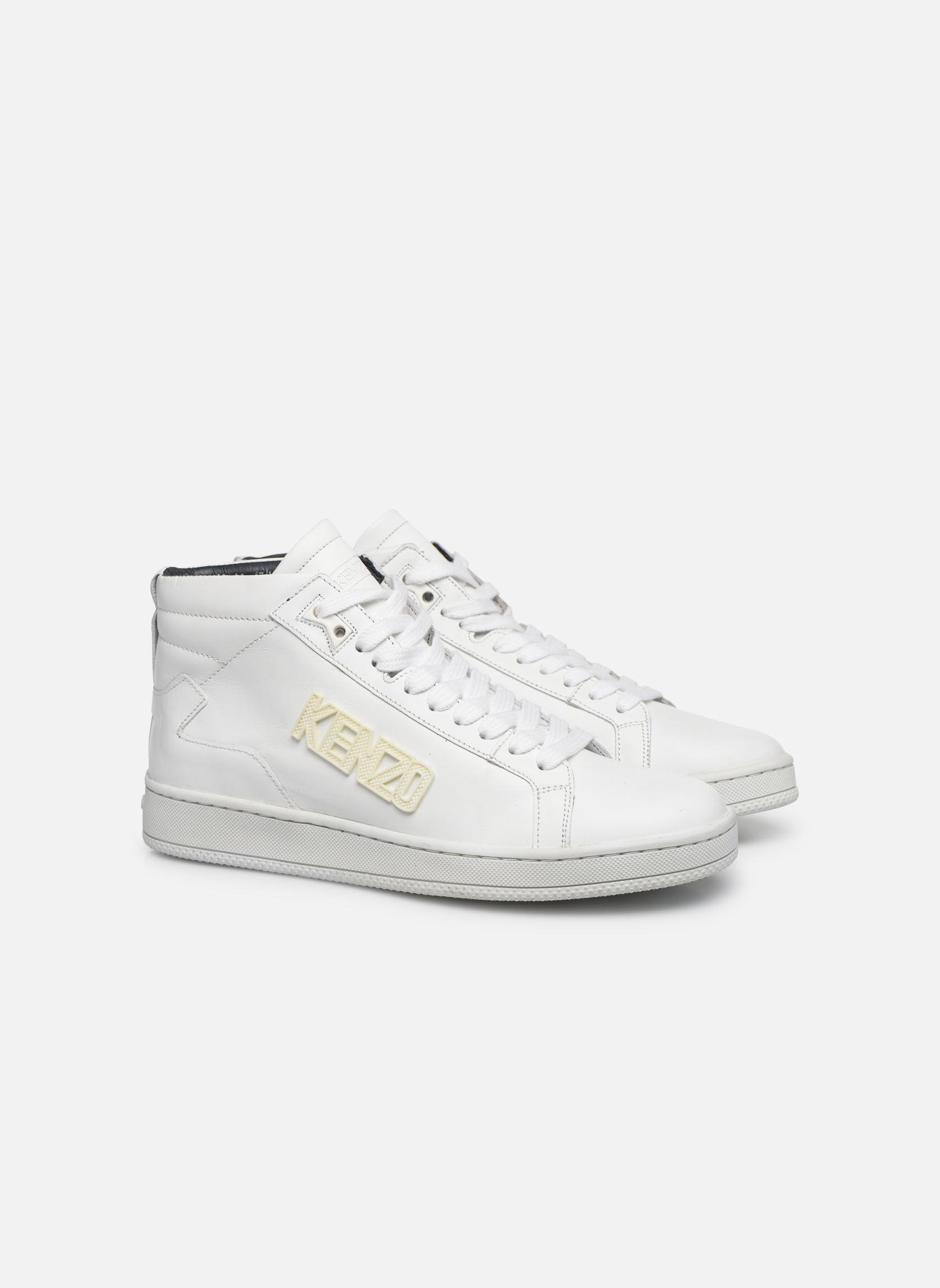 Sneaker Kenzo Tearx weiß 3 von 4 ansichten