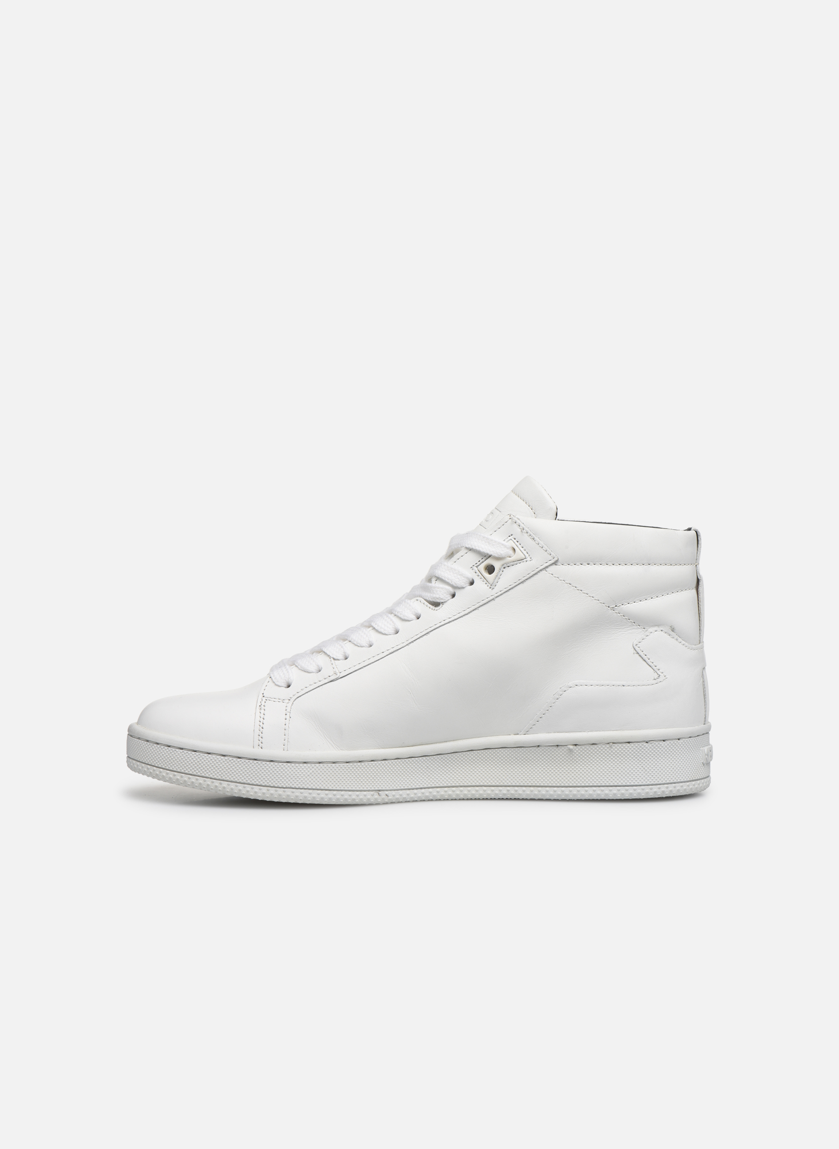 Sneaker Kenzo Tearx weiß ansicht von vorne