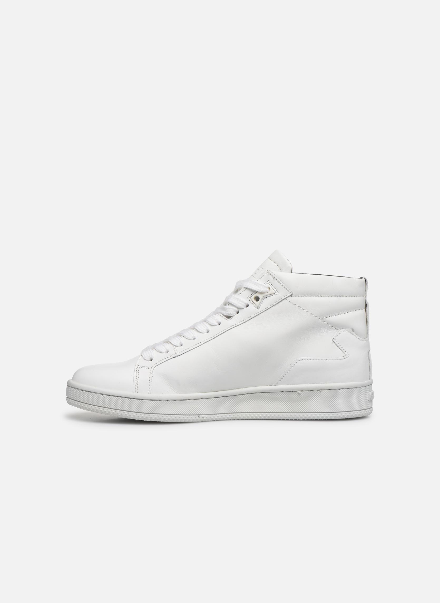 Sneakers Kenzo Tearx Bianco immagine frontale