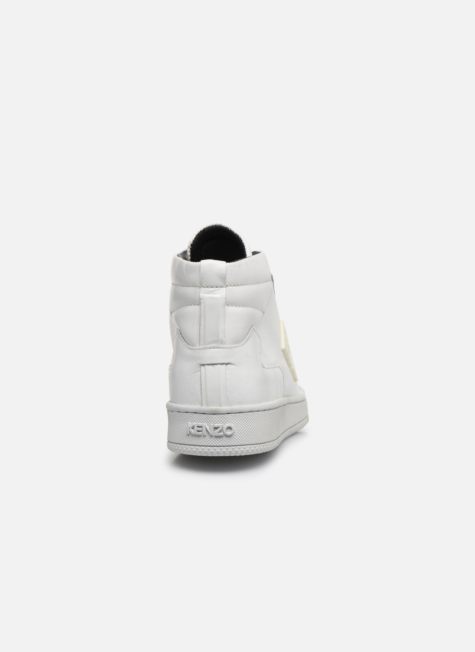 Sneaker Kenzo Tearx weiß ansicht von rechts
