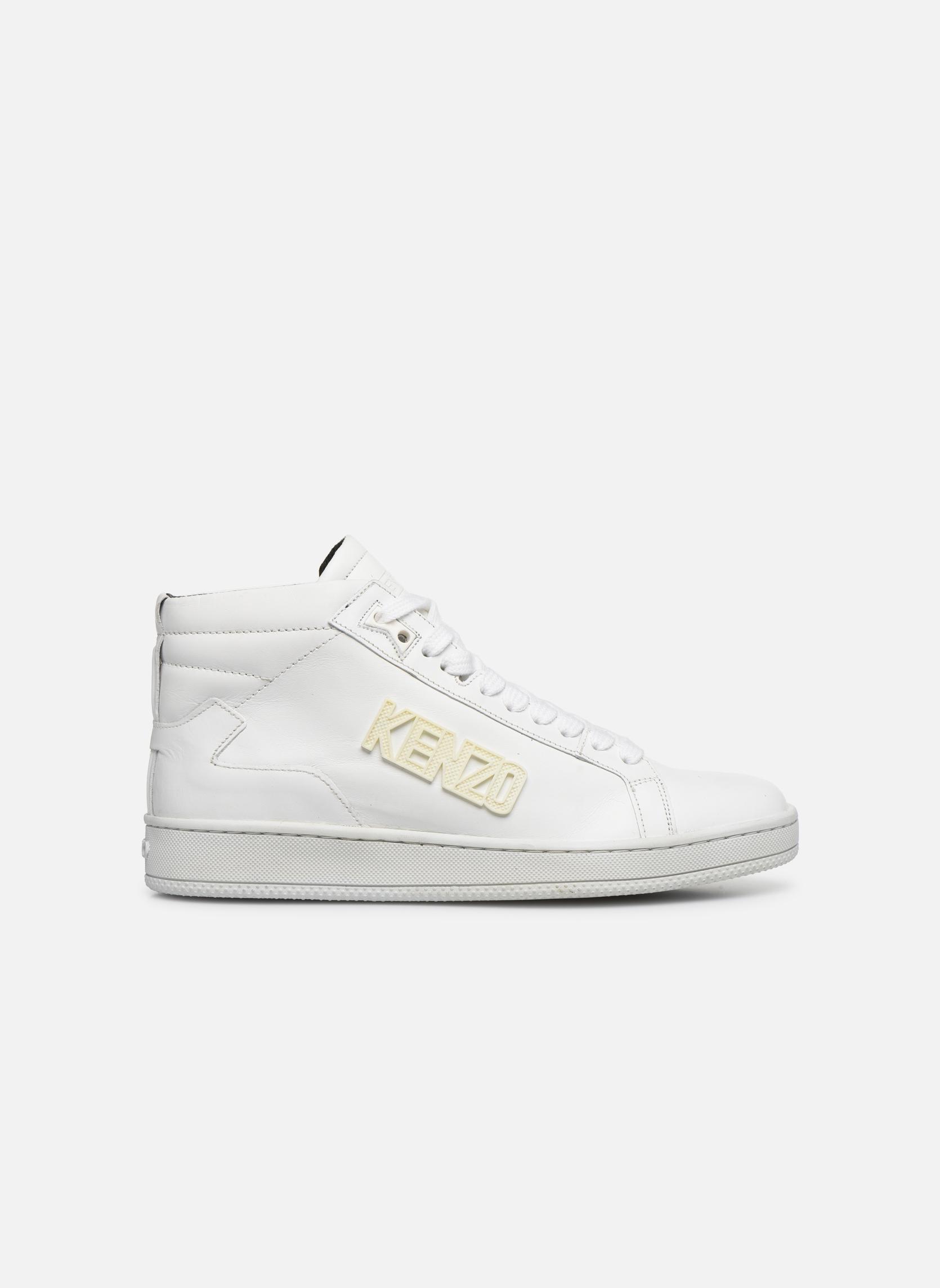 Sneakers Kenzo Tearx Bianco immagine posteriore