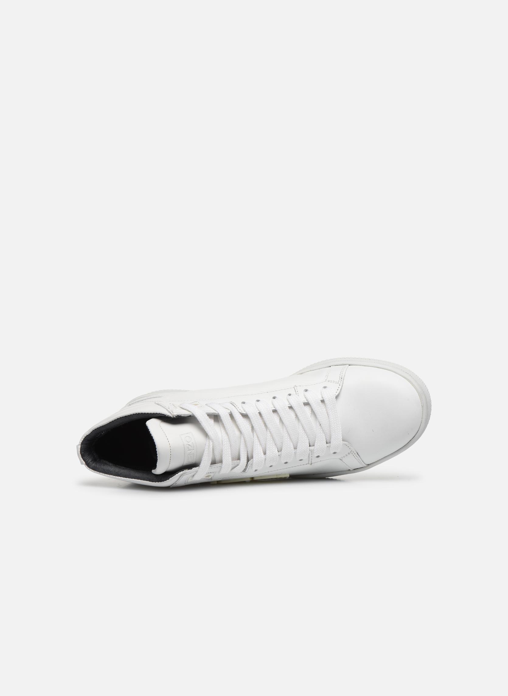 Sneakers Kenzo Tearx Bianco immagine sinistra