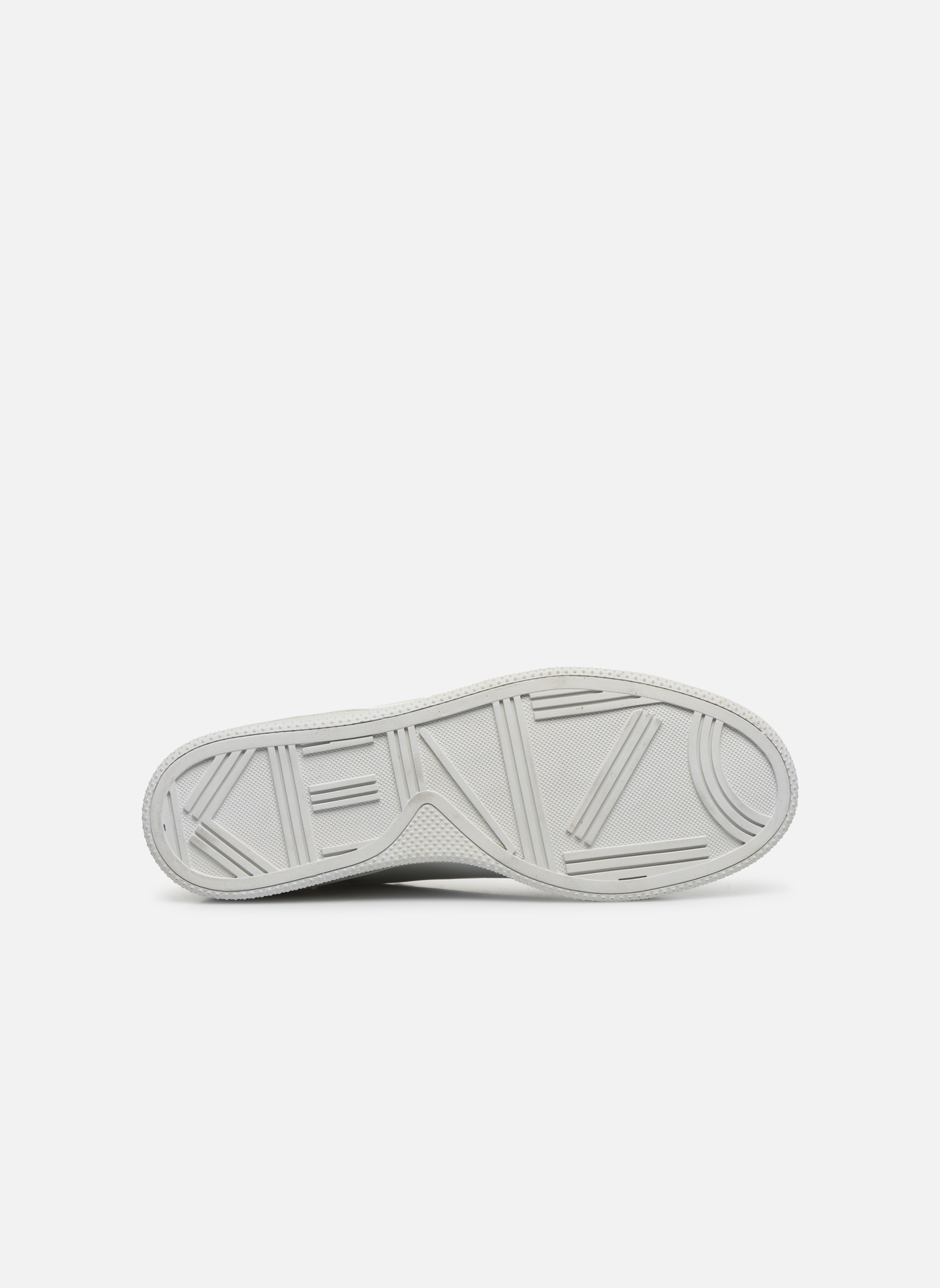 Sneaker Kenzo Tearx weiß ansicht von oben