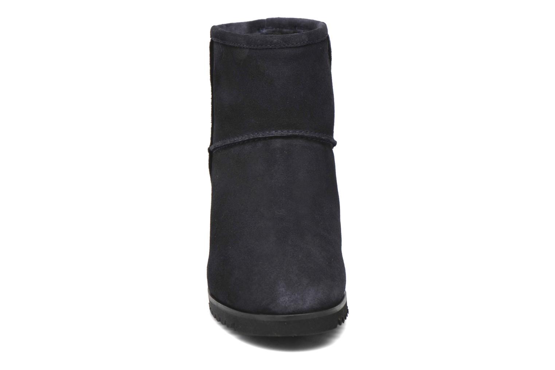 Bottines et boots Fabio Rusconi Ada Bleu vue portées chaussures