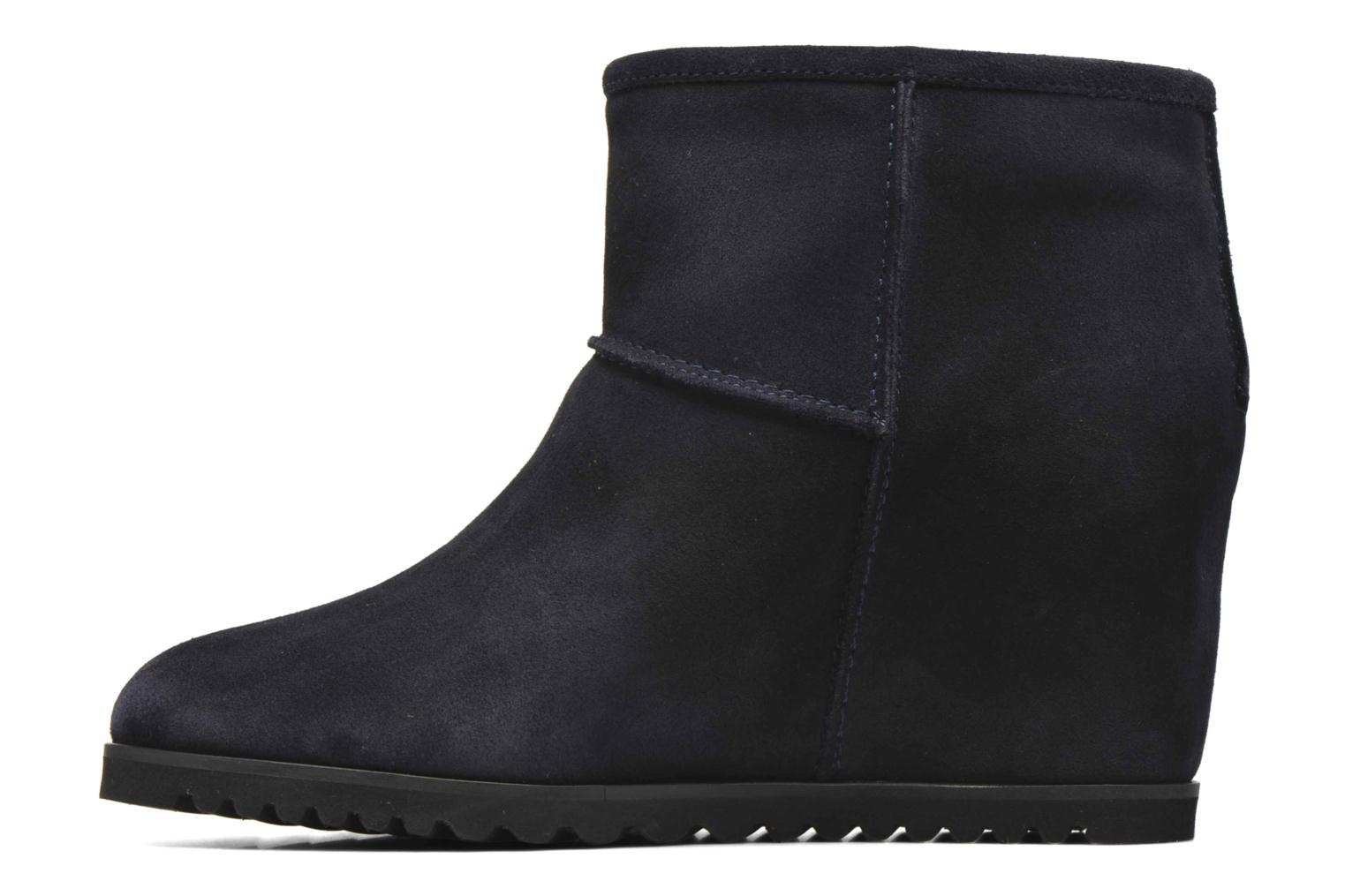 Ankle boots Fabio Rusconi Ada Blue front view