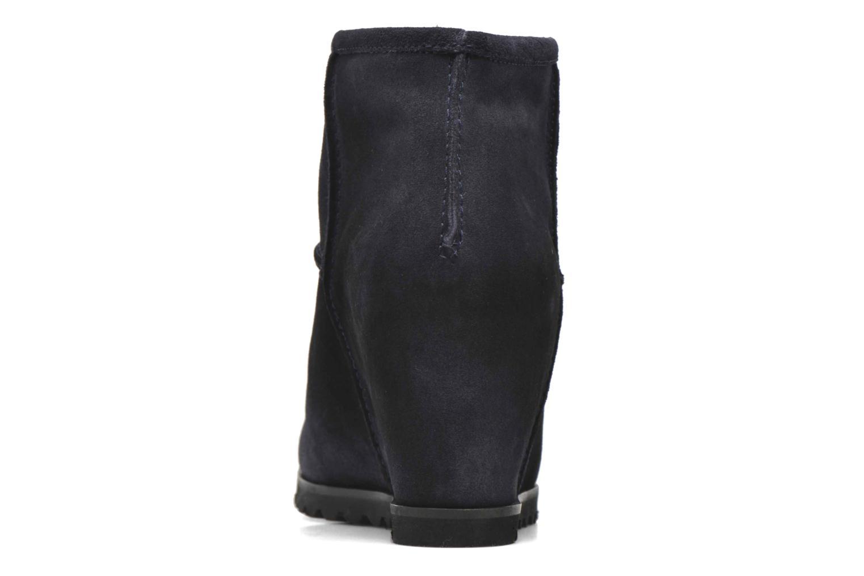 Bottines et boots Fabio Rusconi Ada Bleu vue droite