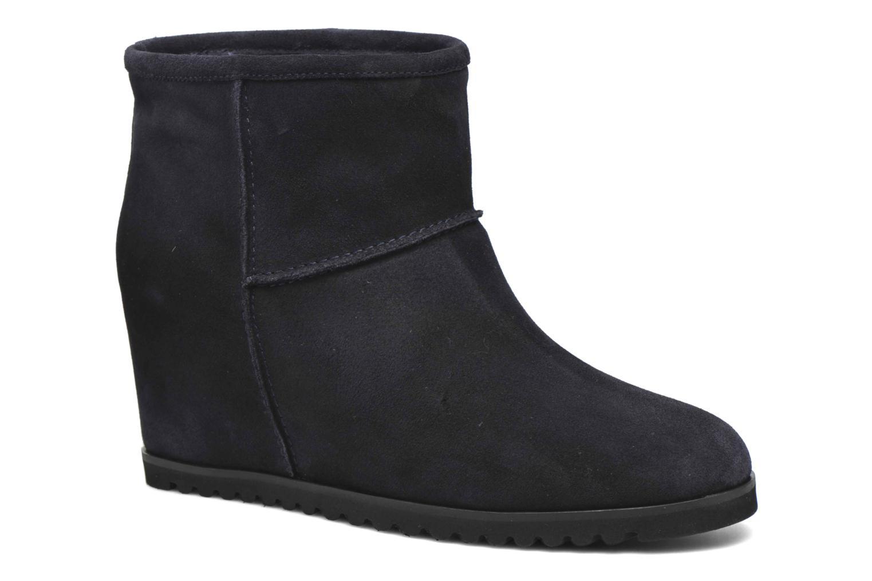 Bottines et boots Fabio Rusconi Ada Bleu vue détail/paire