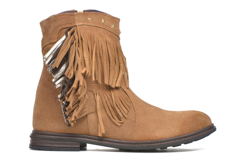 Bottines et boots Gioseppo Farwest Beige vue derrière