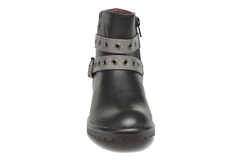 Bottines et boots Gioseppo Pistones Noir vue portées chaussures