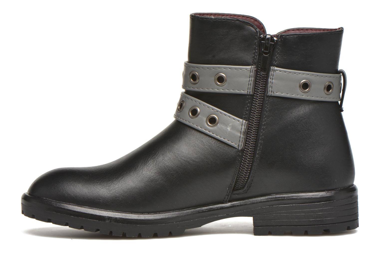 Bottines et boots Gioseppo Pistones Noir vue face