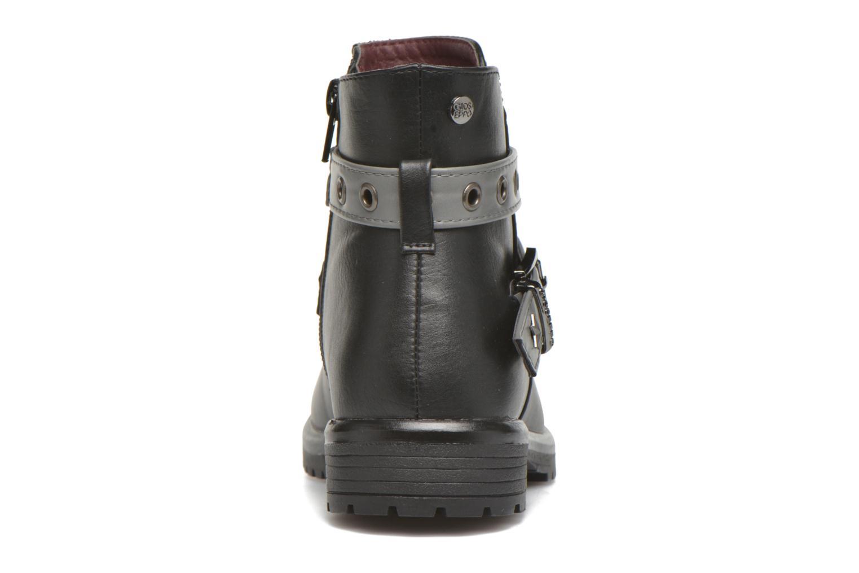 Bottines et boots Gioseppo Pistones Noir vue droite