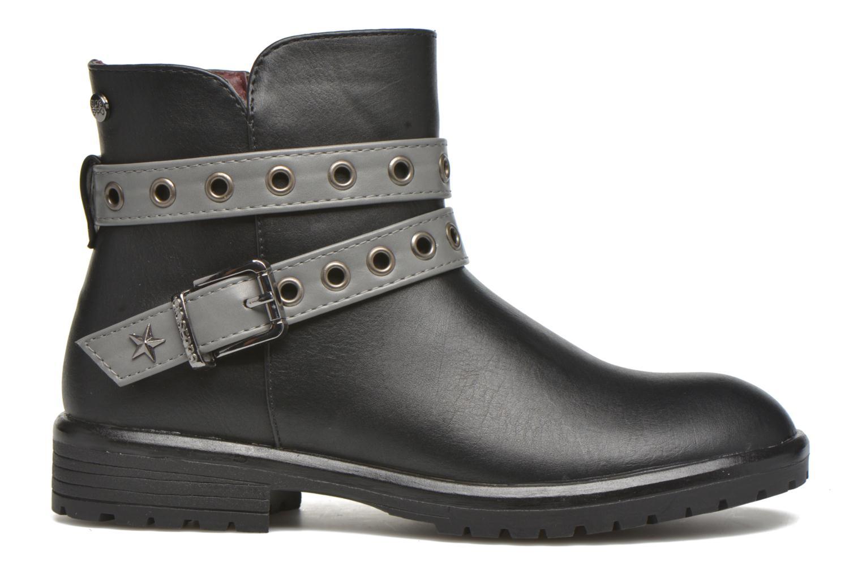 Bottines et boots Gioseppo Pistones Noir vue derrière