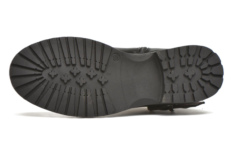 Bottines et boots Gioseppo Pistones Noir vue haut