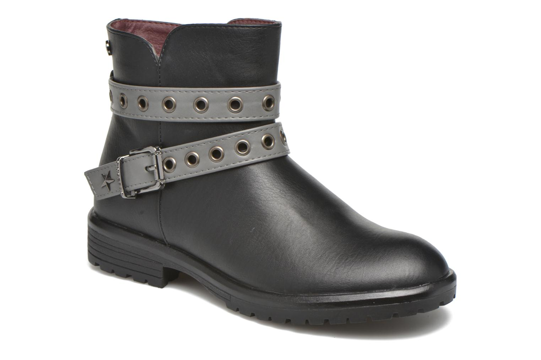 Bottines et boots Gioseppo Pistones Noir vue détail/paire