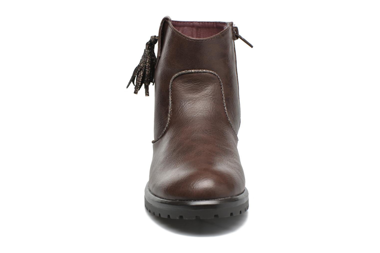 Bottines et boots Gioseppo Futura Marron vue portées chaussures