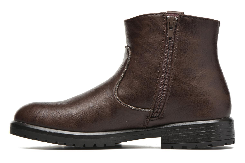 Stiefeletten & Boots Gioseppo Futura braun ansicht von vorne